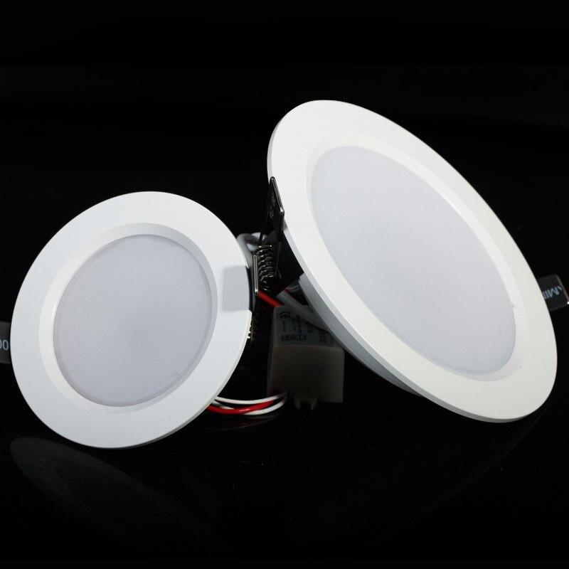 Downlights teto lâmpada 16 cores + Beam Angle : 120 Degree