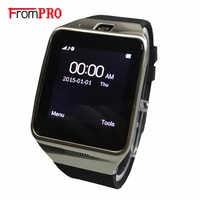 Reloj inteligente Bluetooth con grabador de vídeo FM radio whatsapp reloj inteligente F128 reloj inteligente Android para hombre