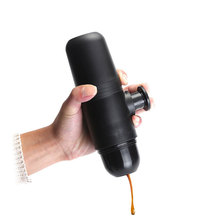 Portable Coffee Makers Espresso Coffee Maker for Home Outdoor Travel Coffee Espresso Machines Grinder Cup Drip Caffe Machine