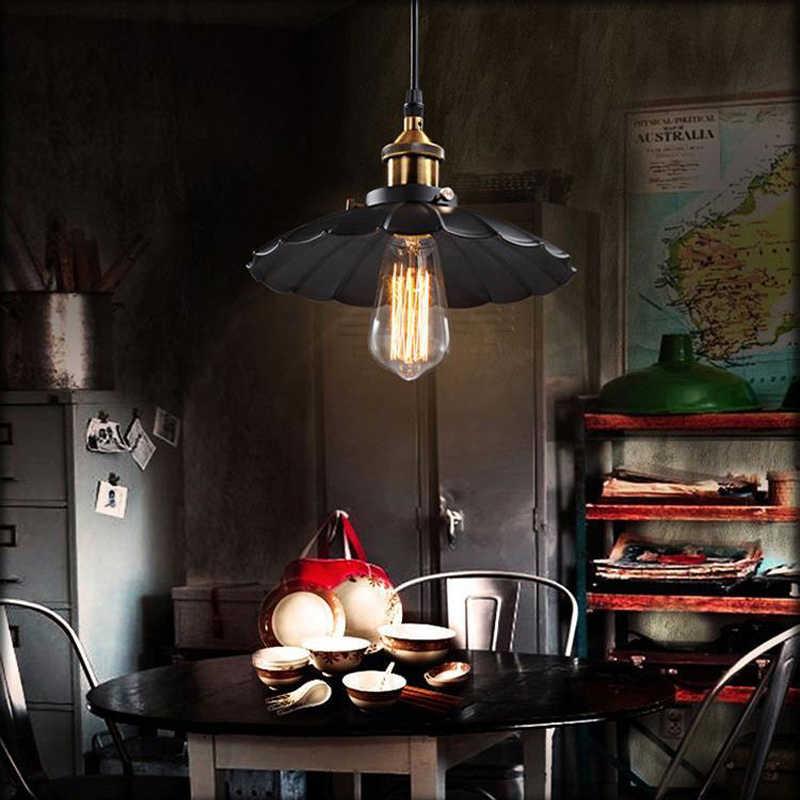 Европейская антикварная железная маленькая крышка настенная лампа деревенская индивидуальная креативная настенная лампа ретро железное освещение черный