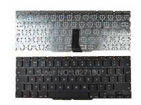 UK Laptop Keyboard For Apple Macbook Air A1370 11 6 BLACK For 2010 For Backlit New