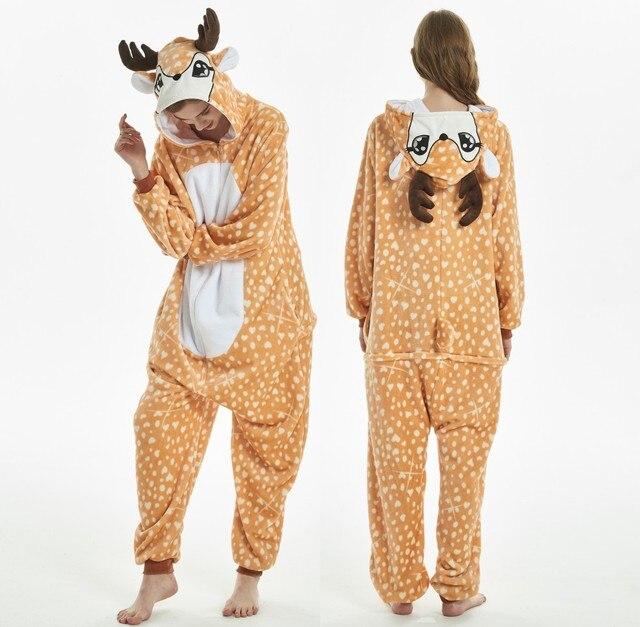 37046ec48e Adulto Tutina Bambini Kigurumi Pigiama Giraffa Pigiami Della Tuta Cosplay  Costume Animale Del Fumetto Pigiami di