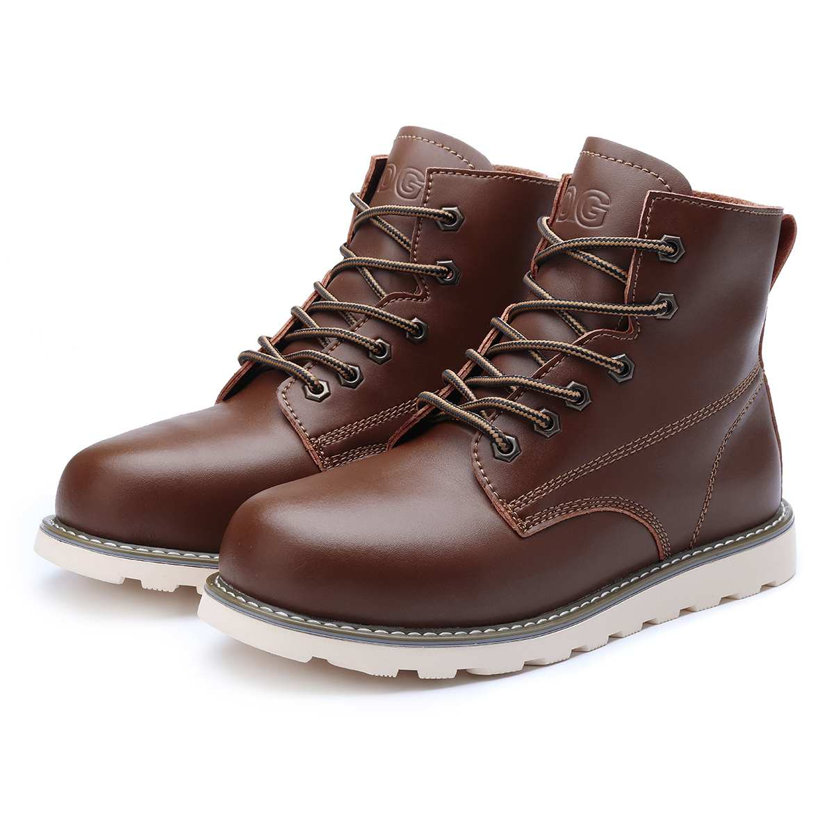 e1027cc0733 NIS Men Safety Work Boots Spring Summer Casual Shoes Men Motorcycle Boots  anti-smashing Anti-puncture Knight Safety Shoes New