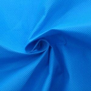 Image 3 - CY offre spéciale toile de fond Photo couleur bleue 1.6*3 M/5 * 10FT Studio de photographie toile de fond Non tissée prise de vue portraits