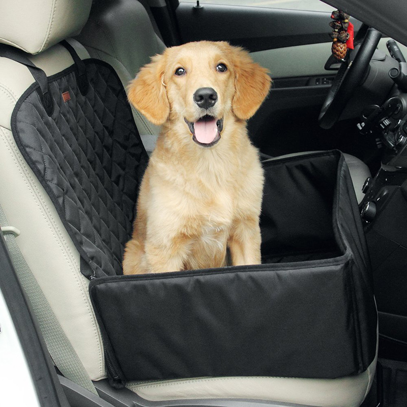 Hondendraagtassen Autohoezenhoes Wasbare antislipbeschermer Pet Mat Car Dog Carrier Box For Small Big Dogs Outdoor Travel