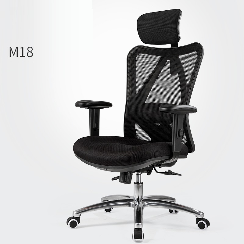 WB# 3575 Sihoo Xi Hao ergonomic computer swivel seat waist boss home office Gaming chair wb 3365 auman computer home office cloth seat staff boss lunch gaming chair