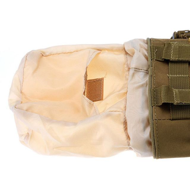 Military Molle Ammo Pouch Pack Tactical Gun Magazine Dump For Hunting 6