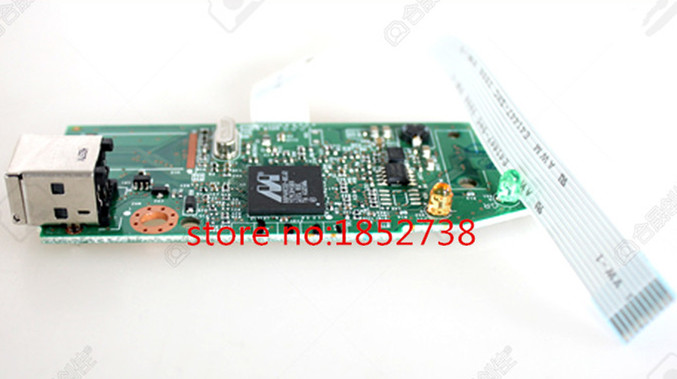 NEW FORMATTER PCA ASSY Formatter Board logic Main Board MainBoard mother board For P1102 P1106 P1108 P1007 CE668-60001 q7804 69003 q7804 60001 formatter pca assy formatter board logic main mother board mainboard for hp 2015 2015d p2015 p2015d