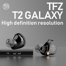 TFZ/T2,Neckband Hifi Monitor Earphones,Bass Sound In-Ear Earphone,3.5mm Middle Bass Music Earbuds,TFZ perfect replacement for S4 tfz secret garden hifi hd dynamic driver in ear earphone with 2pin 0 78mm detachable iem rich bass quality music earphones