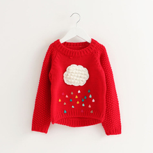 Warm Knitted Sweaters Long Sleeve