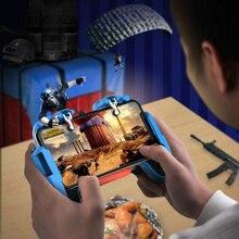 PUBG Mobile Game Trigger Shooting Contro