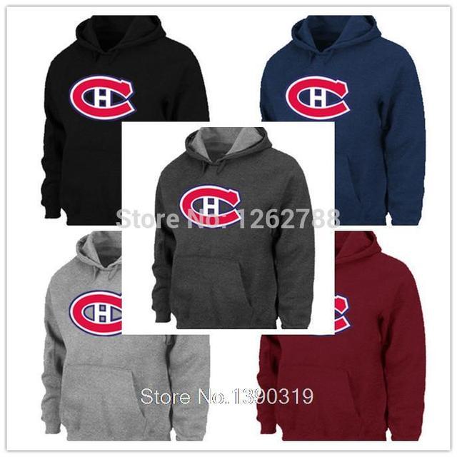 ebc9c94322f Montreal Canadiens Hoodies 2014 Winter Sports Jackets Fashion Hoodies  Sweatshirt Hockey Canadiens Pullover Hoodies