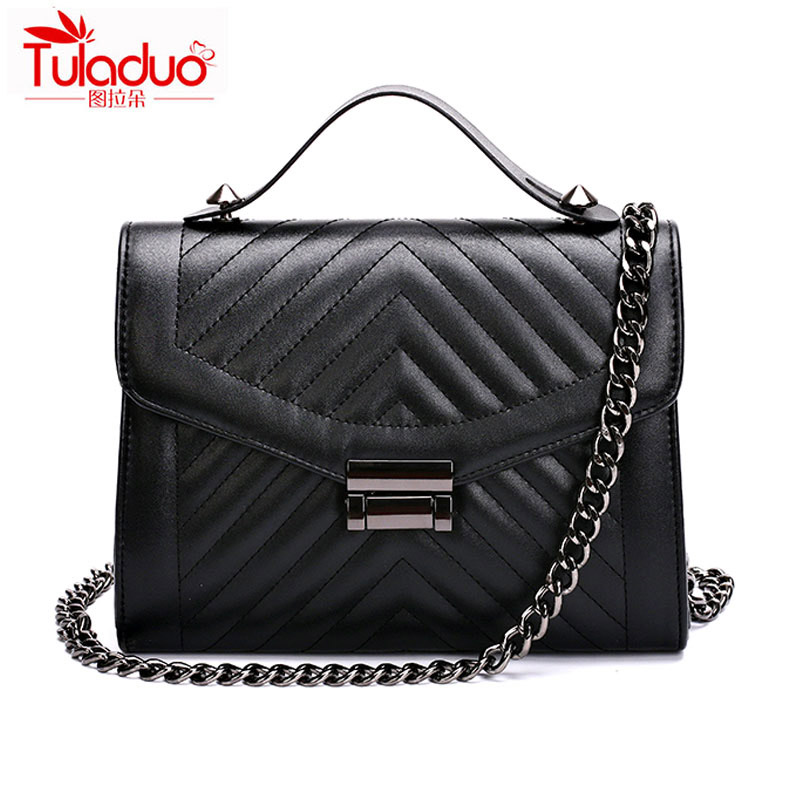 Famous Designer Thread Women's Messenger Bags 2017 Fashion Envelope Women Shoulder Bags High Quality PU Leather Ladies Handbags  nnew fashion women shoulder bags casual tote messenger bags famous designer pu leather high quality ladies handbags tfd171