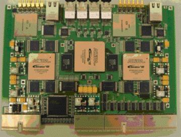 5GSPS CPCI high speed acquisition card