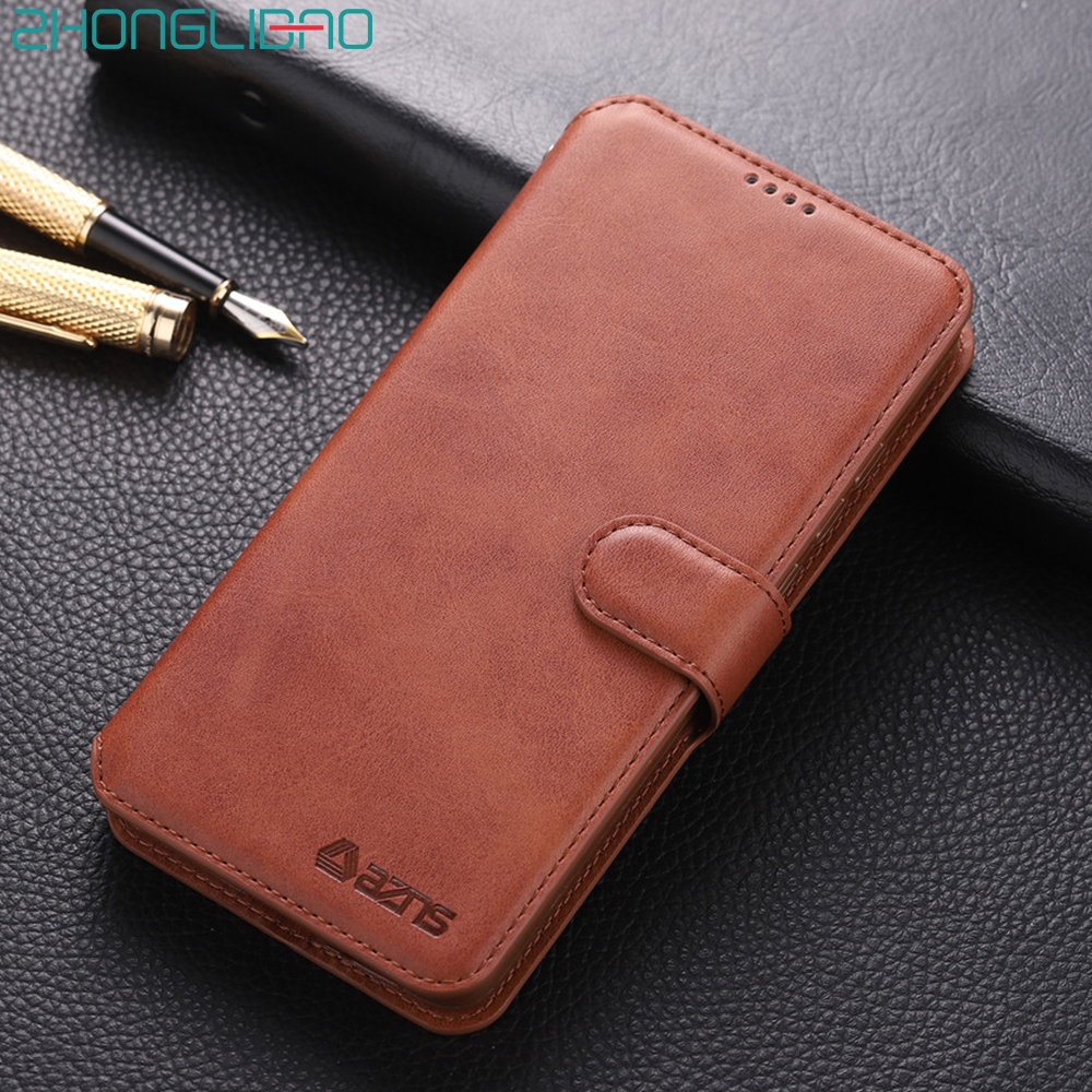 For <font><b>Xiaomi</b></font> Redmi K20 Pro <font><b>Global</b></font> Wallet Cover Leather Flip Case For <font><b>Xiaomi</b></font> Mi 9t Pro Card Holder K20Pro 360 8gb <font><b>128gb</b></font> Capa Funda image