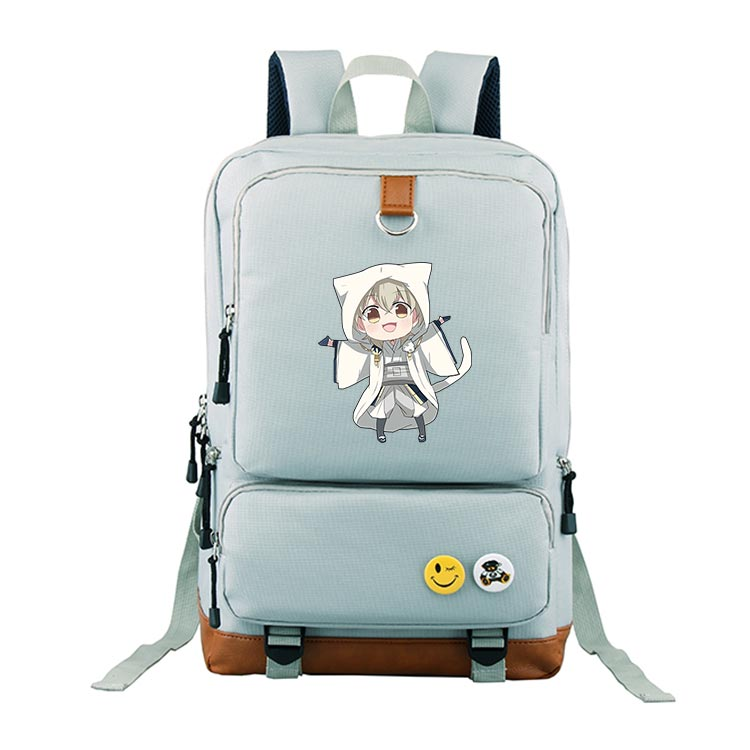 Anime Touken Ranbu Online COSPLAY Casual fashion male and female students schoolbag travel backpack