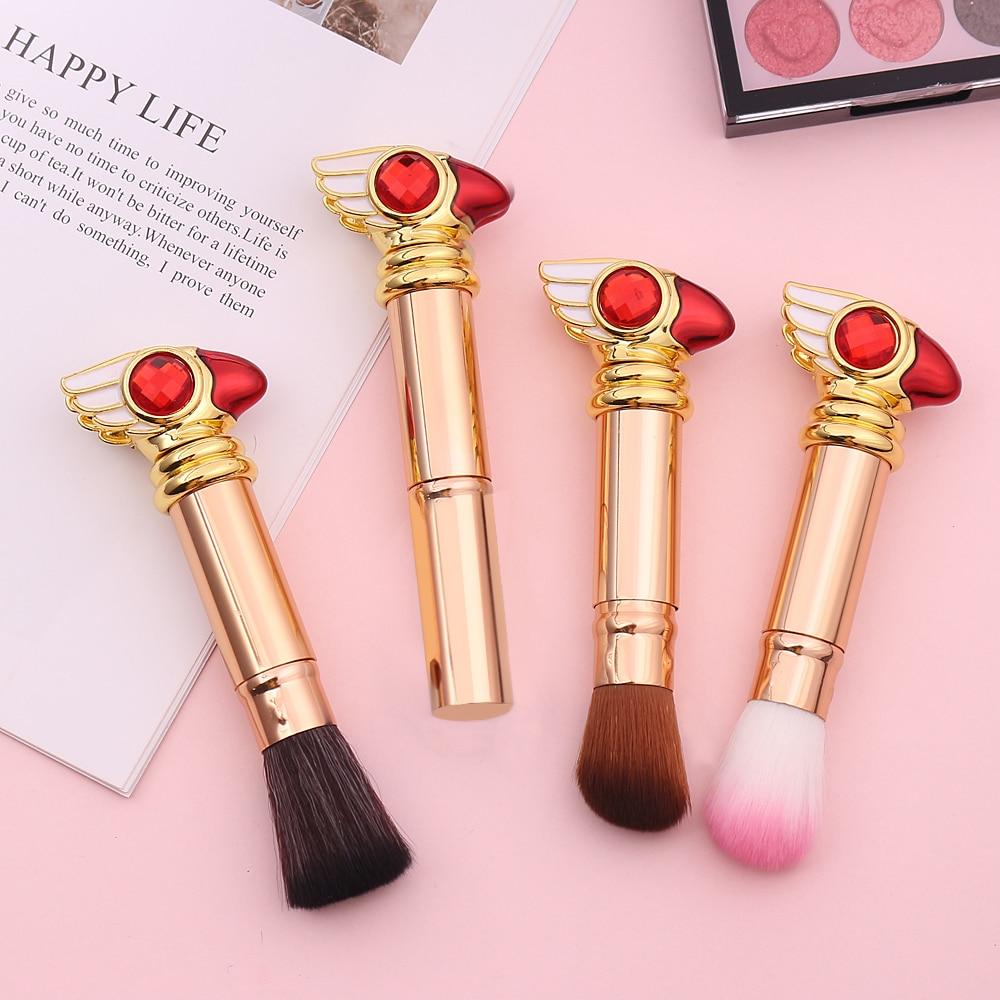 Cardcaptor Sakura Loose Power Blush Makeup Brush Tool