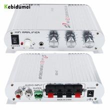Auto 3 Kanal Verstärker Stereo Mega Bass LP 838 12V 300W Hallo fi Verbinden Mit Telefon PC DVD player MP3 MP4 Tragbare Subwoofer
