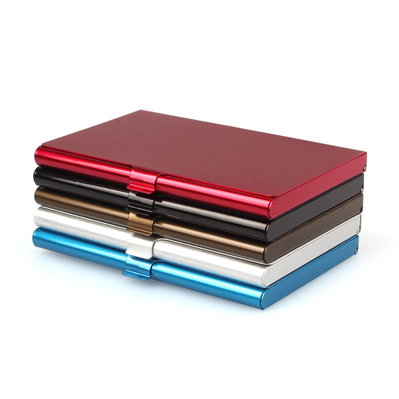 Excellent Quality Business ID Credit Card Holder Wallet Pocket ...