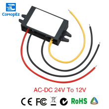 AC24V(15-35V)/DC24V(15-35V) to DC 12V Power Converter 2A