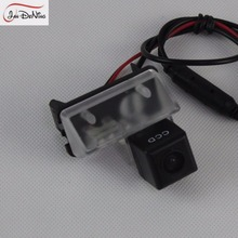 JanDeNing  CCD Car Rear View Parking/ Backup Reverse Camera/License Plate Light OEM WaterProof For Toyota Camry (XV50) 2012-2015