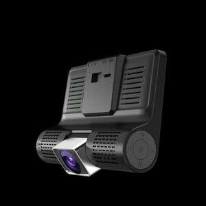 Image 3 - 4.0 Inch 1080P Car DVR Camera 170 Degree Auto Video Recorder with Rear View Camera G sensor Vehicle Dash Camera
