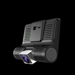 Image 3 - 4.0 pollici 1080P Macchina Fotografica Dellautomobile DVR 170 Gradi Video Recorder Auto con Videocamera Vista Posteriore G sensor Dash Macchina Fotografica del veicolo