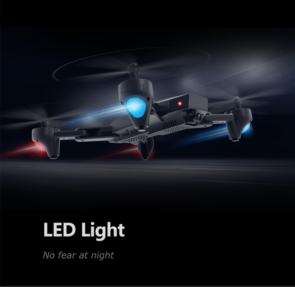 Foldable Racing Drone with FPV Wide Angle HD Camera Altitude Hold RC Quadcopter Helicopter VS VISUO XS809W XS809HW H37 H47 Dron 15