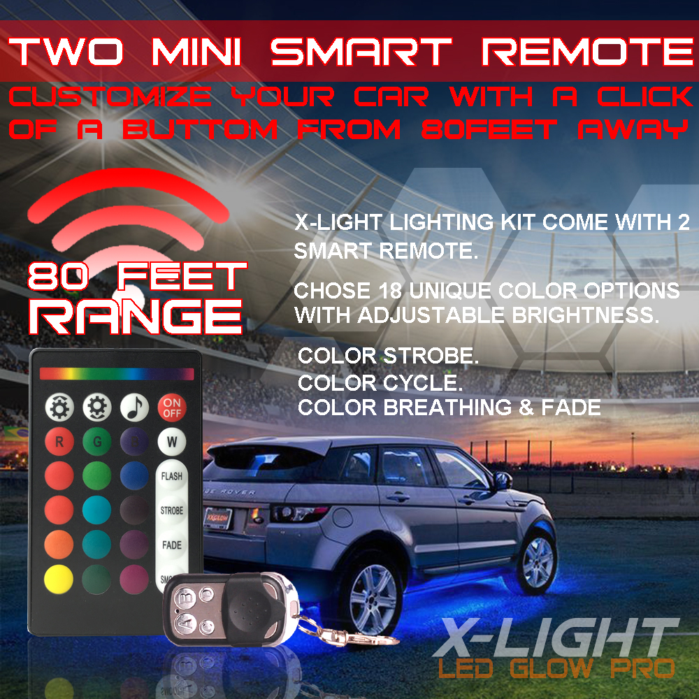 Aliexpress buy x light color changing for ezgo txt rxv golf aliexpress buy x light color changing for ezgo txt rxv golf cart neon led accent light pod kit w remote 12v from reliable kit lights suppliers on sciox Images