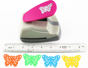 Image 4 - butterfly punch latest design super Save effort Shaper Craft Punch Scrapbooking Punches Paper Puncher DIY toolsS8563