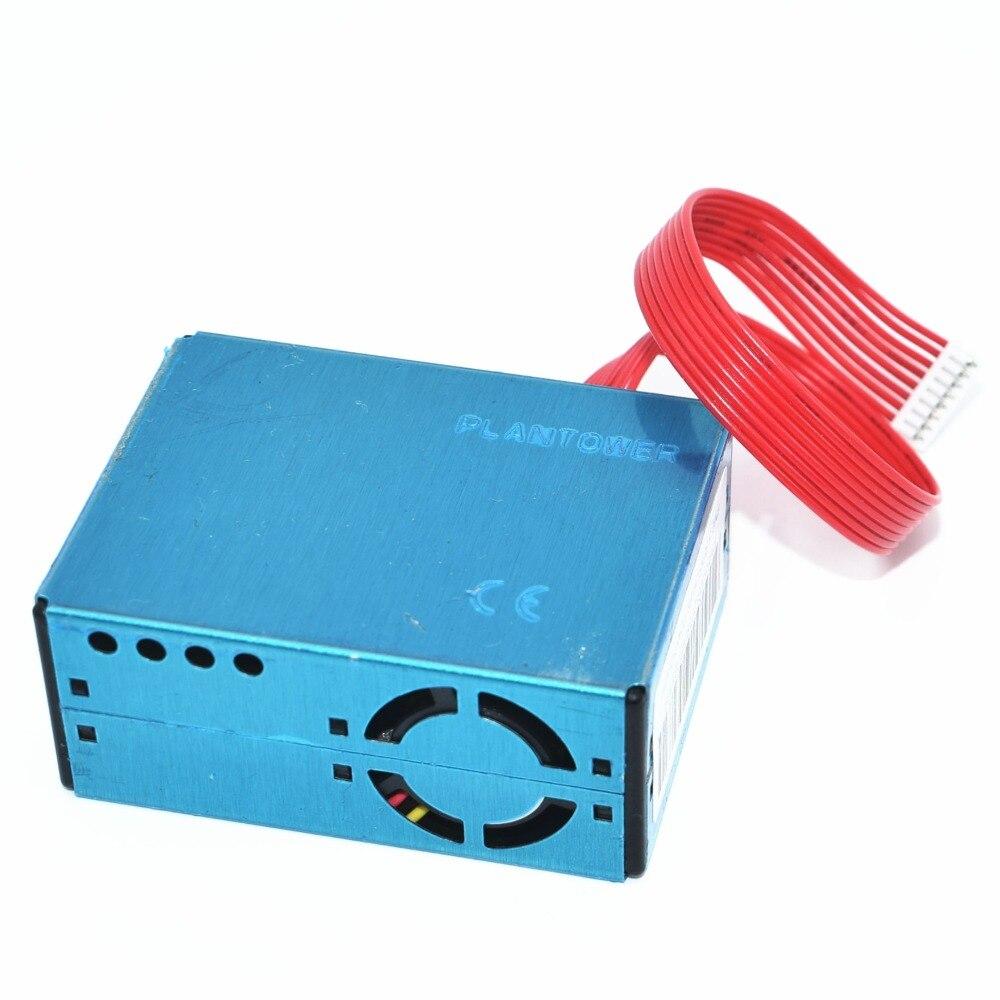 10pcs PM2 5 Air particle dust sensor laser inside digital output module air purifier G5 PMS5003