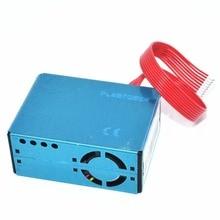 10 قطعة PM2.5 الهواء الجسيمات/الغبار الاستشعار ، الليزر داخل ، وحدة الإخراج الرقمي لتنقية الهواء G5 / PMS5003 ليزر عالي الدقة pm2.5