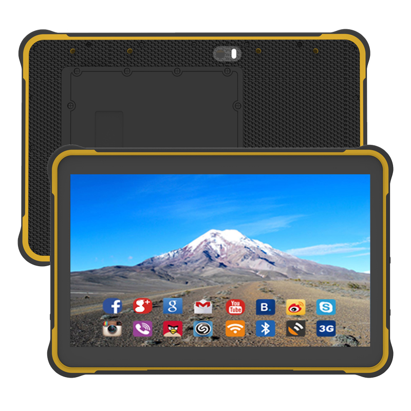 Image 4 - 10.1 inch Rugged Tablet Android 7.0 RJ45 Port Hot swappable battery Rugged Tablet PC ST11-in Industrial Computer & Accessories from Computer & Office