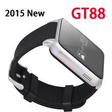GT88 GPRS NFC Bluetooth Smart Uhr Reloj Inteligente Uhr Smartwatch für Apple iPhone 5 5 S 6 Plus Samsung Android Smartphone
