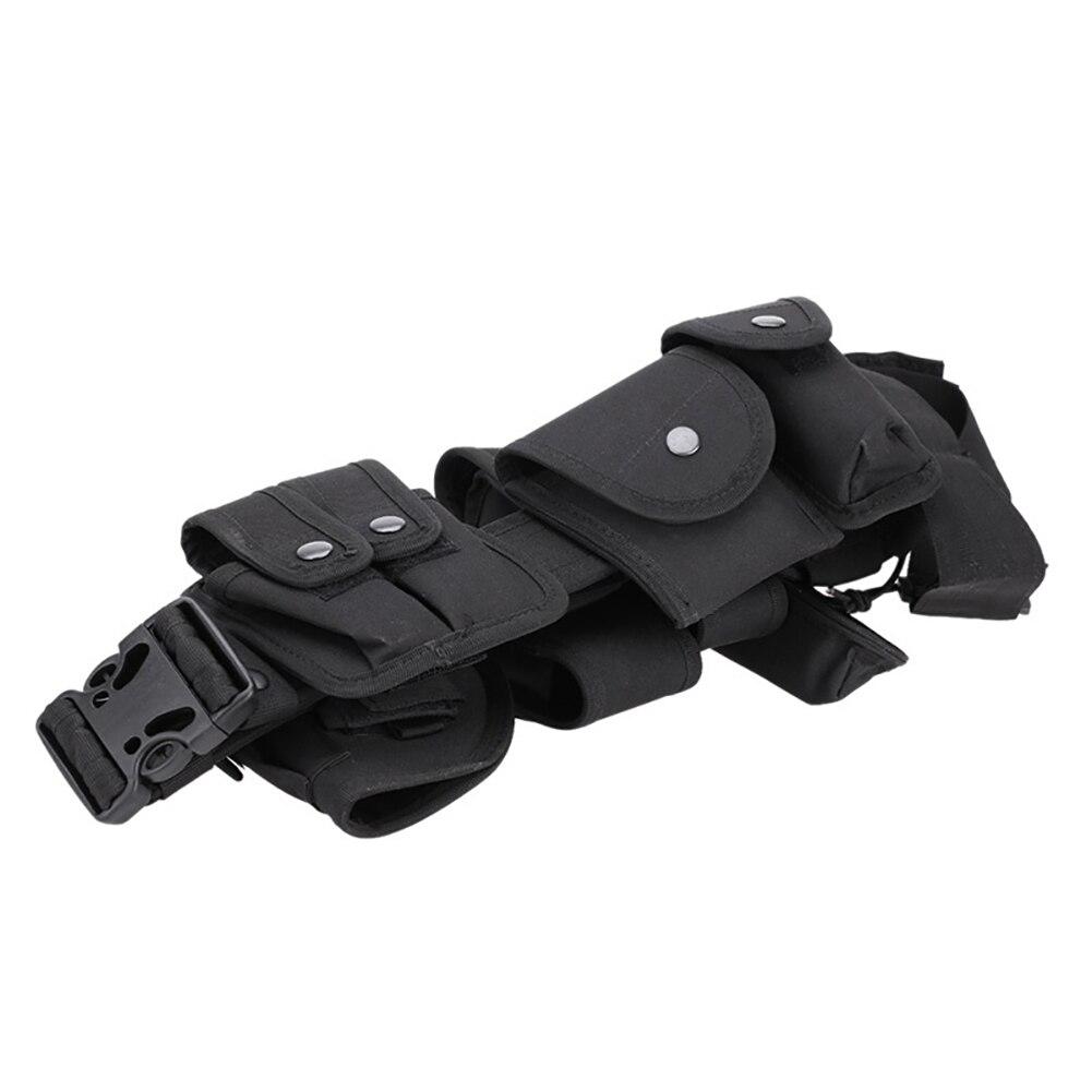 Utilità Campeggio Viaggi Militare Nero 10 Impermeabile Pacchetto Tattica Cintura Duty Del Di Sacchetto Telefono Sicurezza Marsupi Il wOaqx0Ya