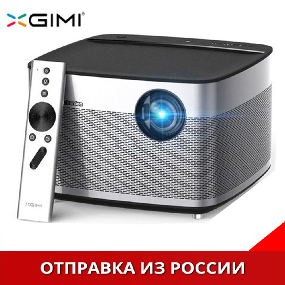 XGIMI H DLP Projector x Full HD Shutter D Support K Video