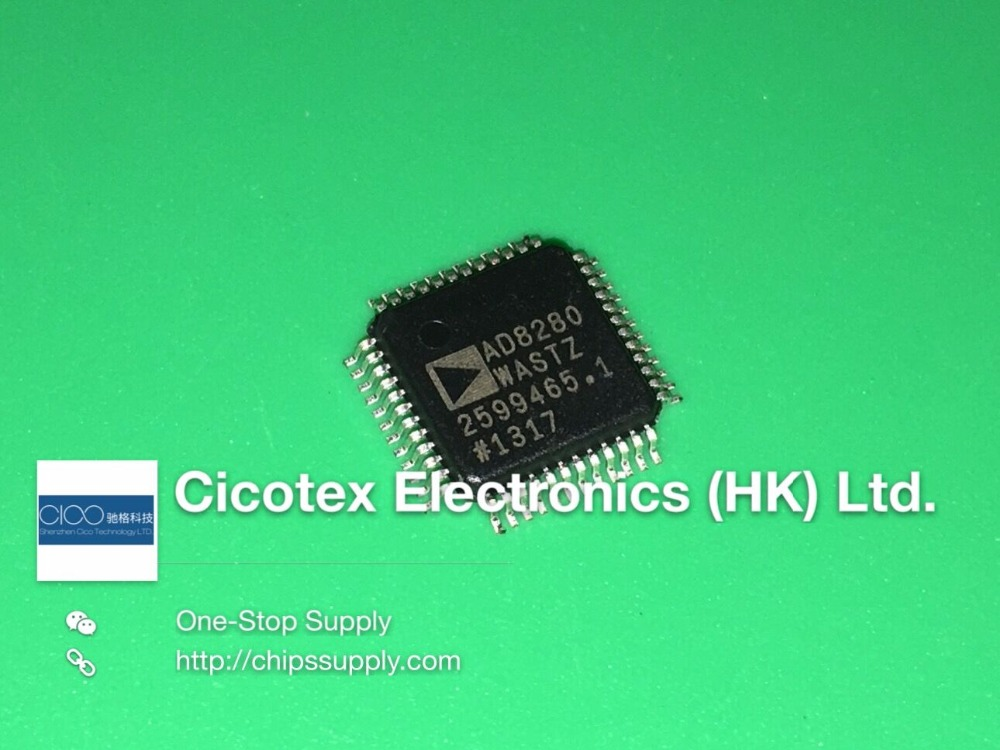 AD8280WASTZ LQFP48 IC LI-ION BATT MON 48LQFP