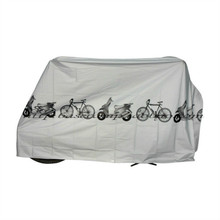 Bicycle Waterproof Cover Portable Bike Motorcycle Rain Dust Protective Covers 2 Color Bike Cubiertas Outdoor Bicycle Protector