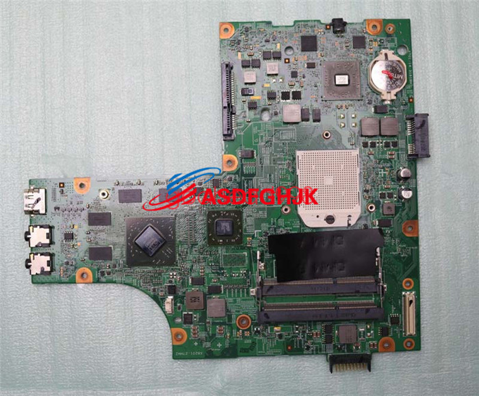 Original FOR DELL Inspiron 15R M5010 motherboard CN-0HNR2M 0HNR2M HNR2M 48.4HH06.011 free shipping cn 0hnr2m for dell inspiron 15r m5010 laptop motherboard 48 4hh06 011 amd ddr3 free shipping 100