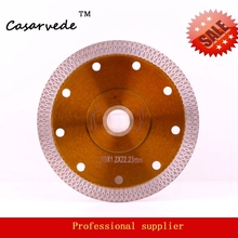"Free shipping 115mm (4.5"") circular saw blade for porcelain Diamond cutting blade"