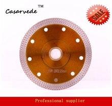 """Hoja de sierra circular para corte de diamantes de porcelana, 115mm (4,5 """"), envío gratis"""