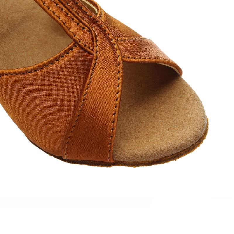 TAOFFEN באיכות גבוהה חדש אופנה סיטונאי בנות ילדים/ילד/ילדים סלוניים טנגו סלסה נעליים נמוך העקב נעליים