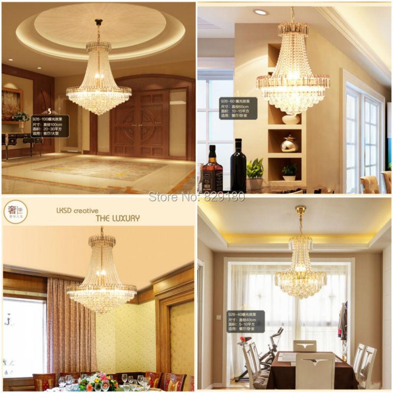 თანამედროვე ოქროს LED - შიდა განათება - ფოტო 6