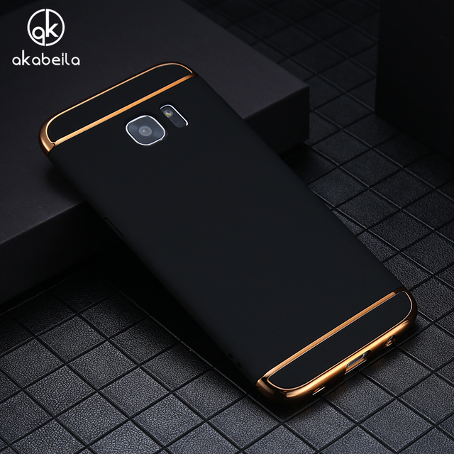 AKABEILA Phone Cover For Samsung Galaxy S7 S7 Edge Case G930F G930FD G930W8 G930 G9300 SM-G930A SM-G930R4 Duos G935F G935FD