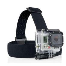 Action Camera Headband Head Belt Strap Mount For Gopro Hero 2 3 4 5 Xiaomi yi