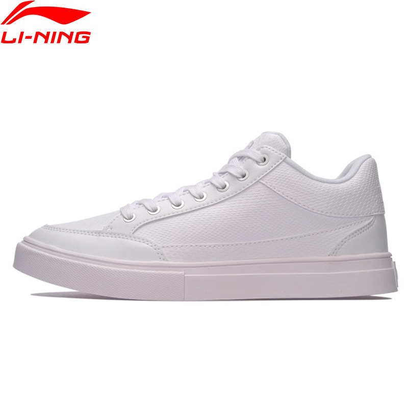 Li-Ning LN Remodel Men Walking Shoes Breathable Classic Comfort LiNing Sports Shoes Wearable Leisure Sneakers AGCM143 YXB099 li ning men wade series basketball shoes breathable comfort lining sports shoes abcm093 xyl117