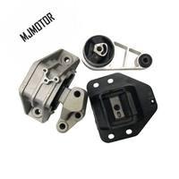 Engine Mounting Bracket / Oil sump bracket/ Gearbox bracket for SAIC ROEWE 550 MG6 engine Autocar motor cushion bush parts