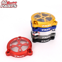 CK CATTLE KING Motorcycle Engine Stator Protective Cover Set Decoration For Yamaha TMAX 530 TMAX530 T
