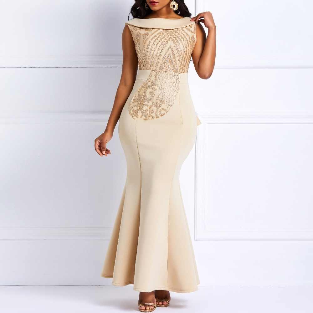 Clocolor נצנצים המפלגה שמלה אלגנטי אחת כתף נדן Bodycon קפלים לפרוע Peplum ערב מסיבת סלבריטאים הדוק ארוך שמלה