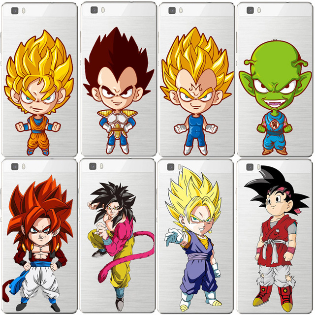 coque dragon ball huawei p9 lite